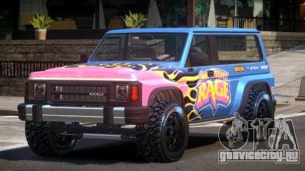Annis Hellion L9 для GTA 4