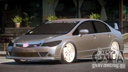 Honda Civic LTR для GTA 4
