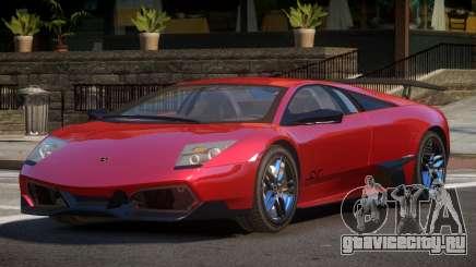 Lamborghini Murcielago GRS для GTA 4