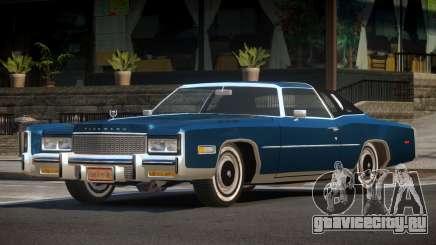 1976 Cadillac Eldorado для GTA 4