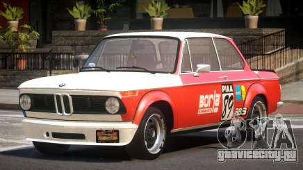 BMW 2002 R-Tuned PJ3 для GTA 4