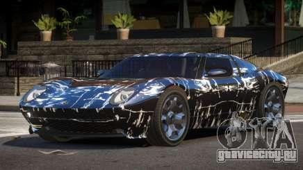 Lamborghini Miura SC PJ6 для GTA 4
