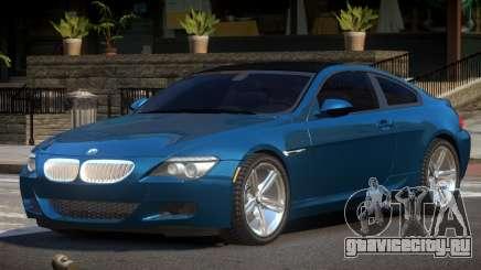 BMW M6 F12 ST для GTA 4