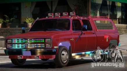 Chevrolet Silverado AFA для GTA 4