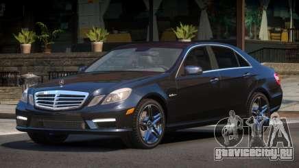 Mercedes Benz E63 ES для GTA 4