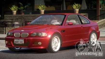 BMW M3 E46 FN для GTA 4