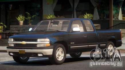 Chevrolet Silverado OR для GTA 4