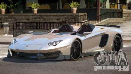 Lamborghini Aventador SP для GTA 4