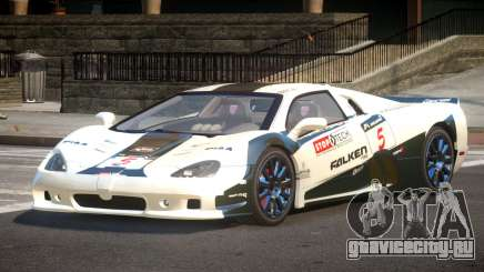 SSC Ultimate GT PJ4 для GTA 4