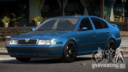 1999 Skoda Octavia для GTA 4