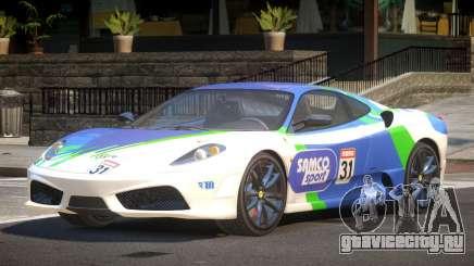 Ferrari F430 BS PJ3 для GTA 4