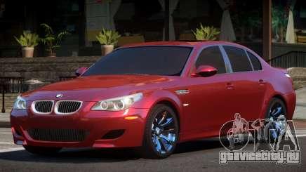 BMW M5 E60 SP для GTA 4