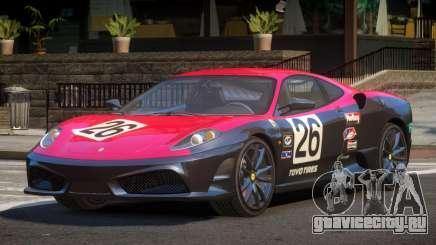 Ferrari F430 BS PJ1 для GTA 4