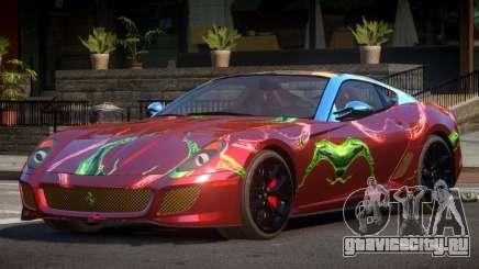 Ferrari 599 PSI PJ4 для GTA 4