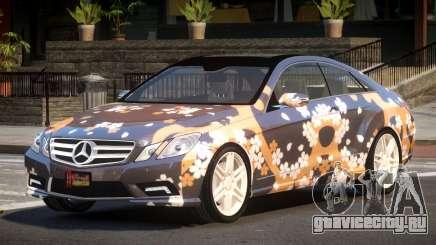 Mercedes E500 MS PJ6 для GTA 4