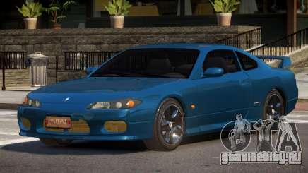 Nissan Silvia S15 V1.0 для GTA 4