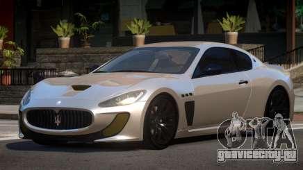 Maserati MC Stradale TR для GTA 4