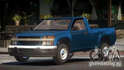 Chevrolet Colorado ST для GTA 4