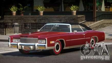1978 Cadillac Eldorado для GTA 4
