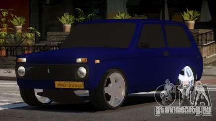 Niva 2121 OR для GTA 4