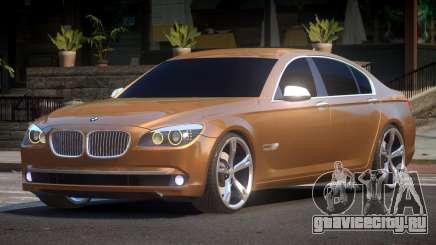 BMW 750Li GST для GTA 4
