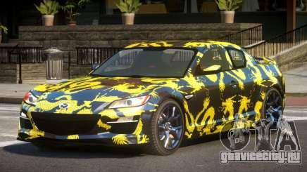 Mazda RX8 L-Tuned PJ2 для GTA 4
