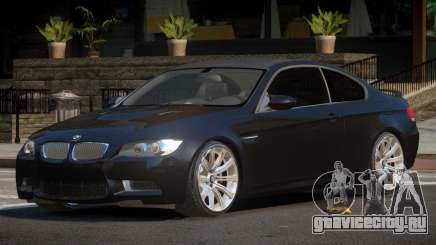 BMW M3 E92 SL для GTA 4