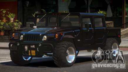 Hummer H1 TR для GTA 4