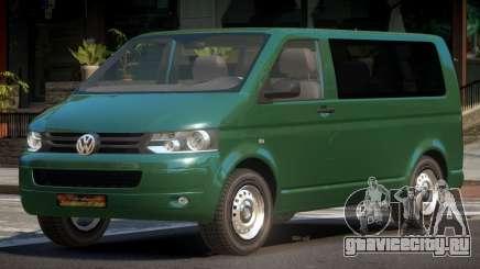 Volkswagen Transporter T5 MS для GTA 4