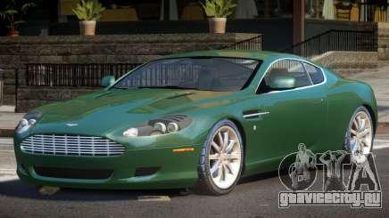 Aston Martin DB9 TR для GTA 4