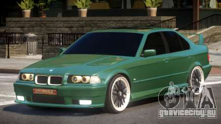 BMW 320i BS для GTA 4