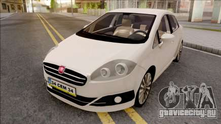 Fiat Linea 2015 для GTA San Andreas