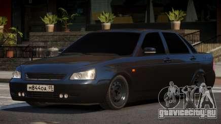 Lada Priora 2170 SN для GTA 4