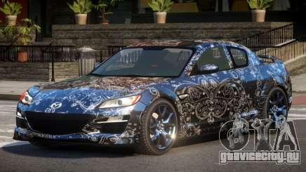 Mazda RX8 L-Tuned PJ6 для GTA 4