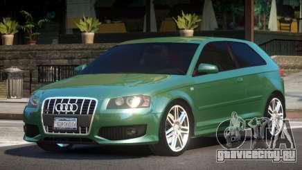 Audi S3 8L для GTA 4
