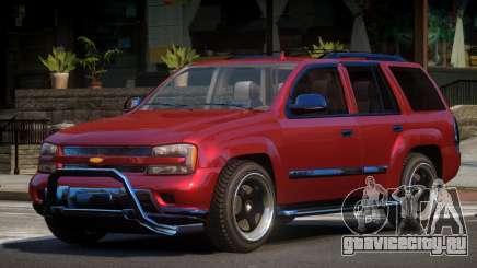 Chevrolet TrailBlazer ST для GTA 4