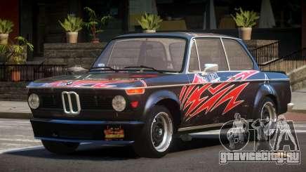 BMW 2002 R-Tuned PJ6 для GTA 4