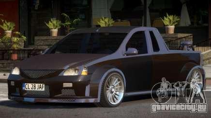1998 Dacia Pick-Up для GTA 4