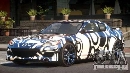 Mazda RX8 L-Tuned PJ4 для GTA 4