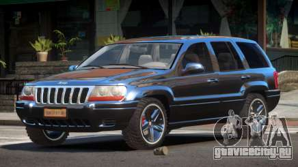 Jeep Grand Cheroke SP для GTA 4