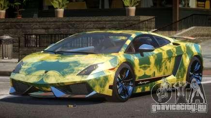 Lamborghini Gallardo GST PJ6 для GTA 4