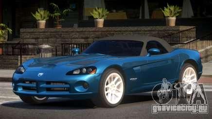 Dodge Viper DL для GTA 4