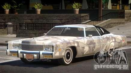 1976 Cadillac Eldorado PJ2 для GTA 4