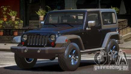 Jeep Wrangler PSI для GTA 4