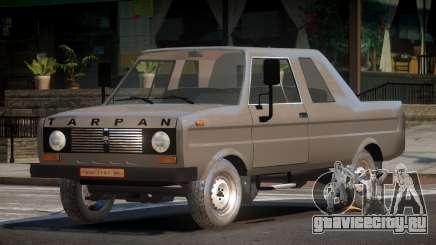 1989 FSR Tarpan для GTA 4