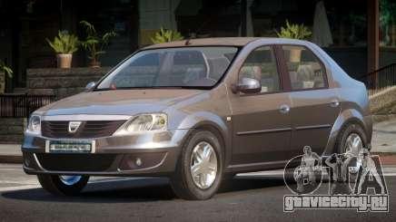 Renault Logan ST для GTA 4