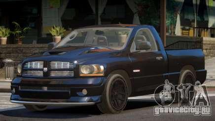 Dodge Ram TR для GTA 4