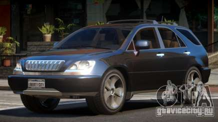 Lexus RX300 V1.2 для GTA 4