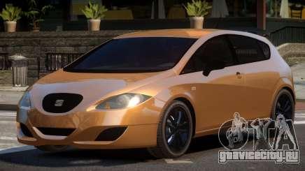 Seat Leon Cupra RS для GTA 4