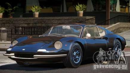 Ferrari Dino V1.1 для GTA 4